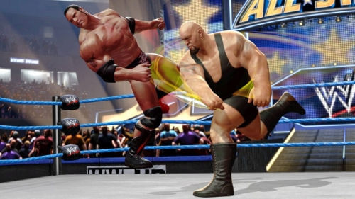 Download WWE 2k16 for Android APK + ISO PPSSPP - Techbroot